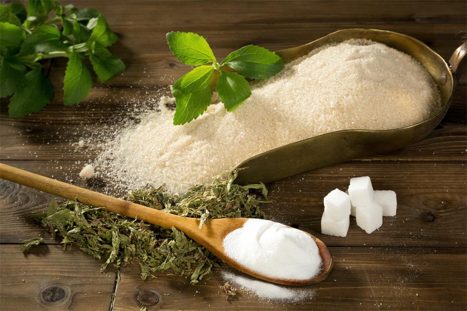 glutenologia - słodziki, stevia, xylitor, erytrol