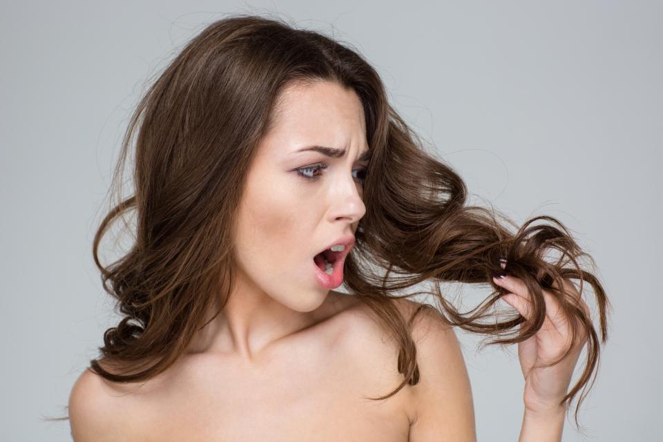 glutenologia.pl - nadmierne wypadanie włosów