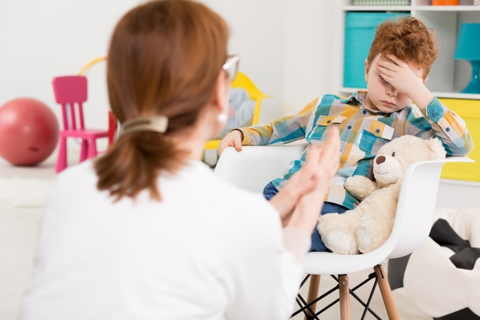 glutenologia.pl - dziecko u psychologa