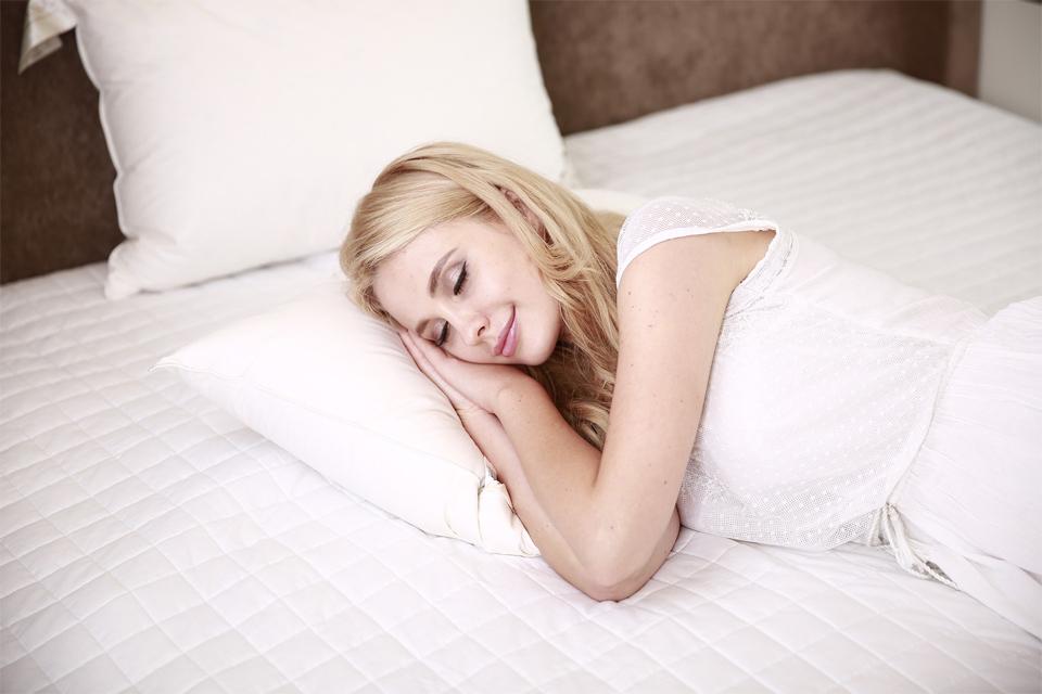 Glutenlogia: Śpij spokojnie, czyli jak zachować dobry sen